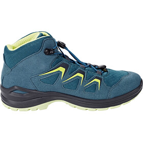 Lowa Innox Evo GTX Multifunction Shoes Low Quartercut Junior petrol/mint